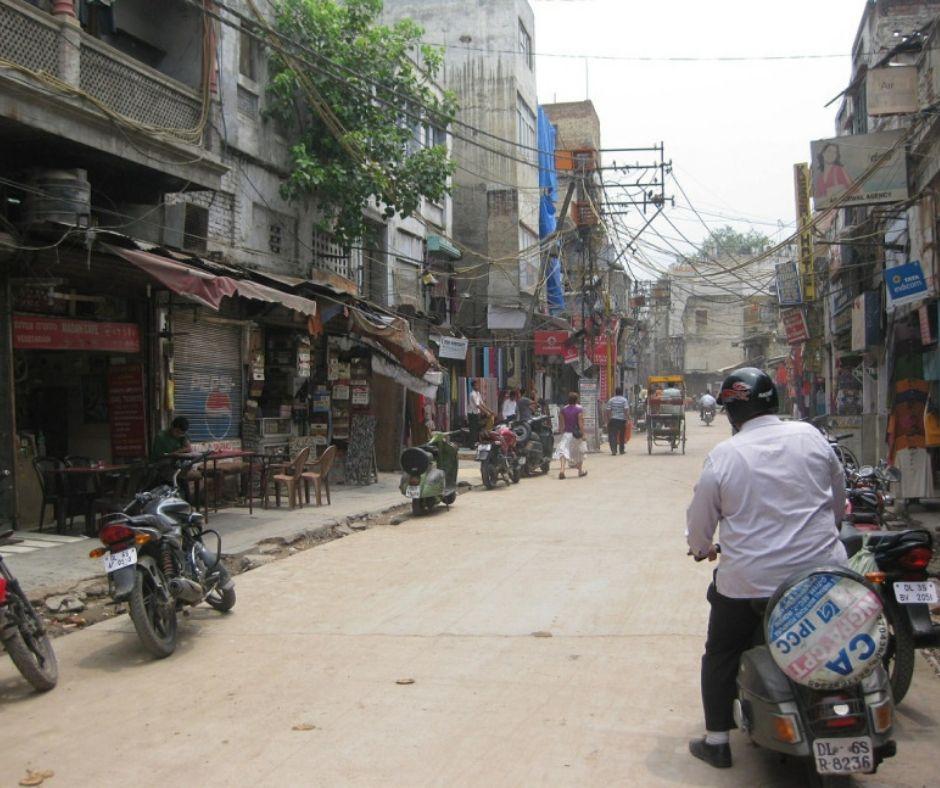 Trouver un logement à New Delhi