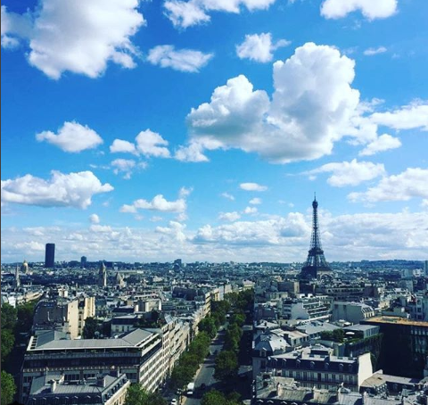 Paris itinéraire 3 jours