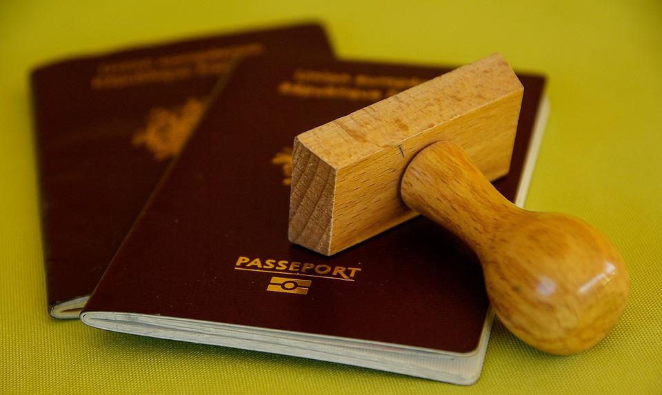 passeport visa etats-unis esta