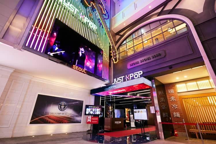 restaurant kpop