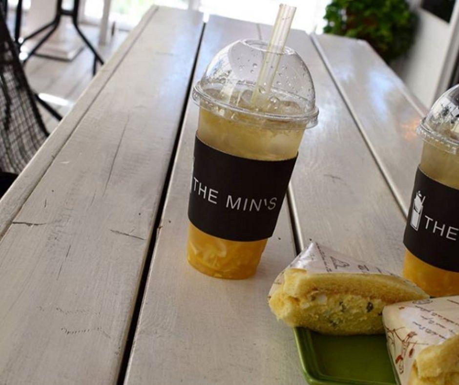 Café de star Kpop the Mint's à Séoul
