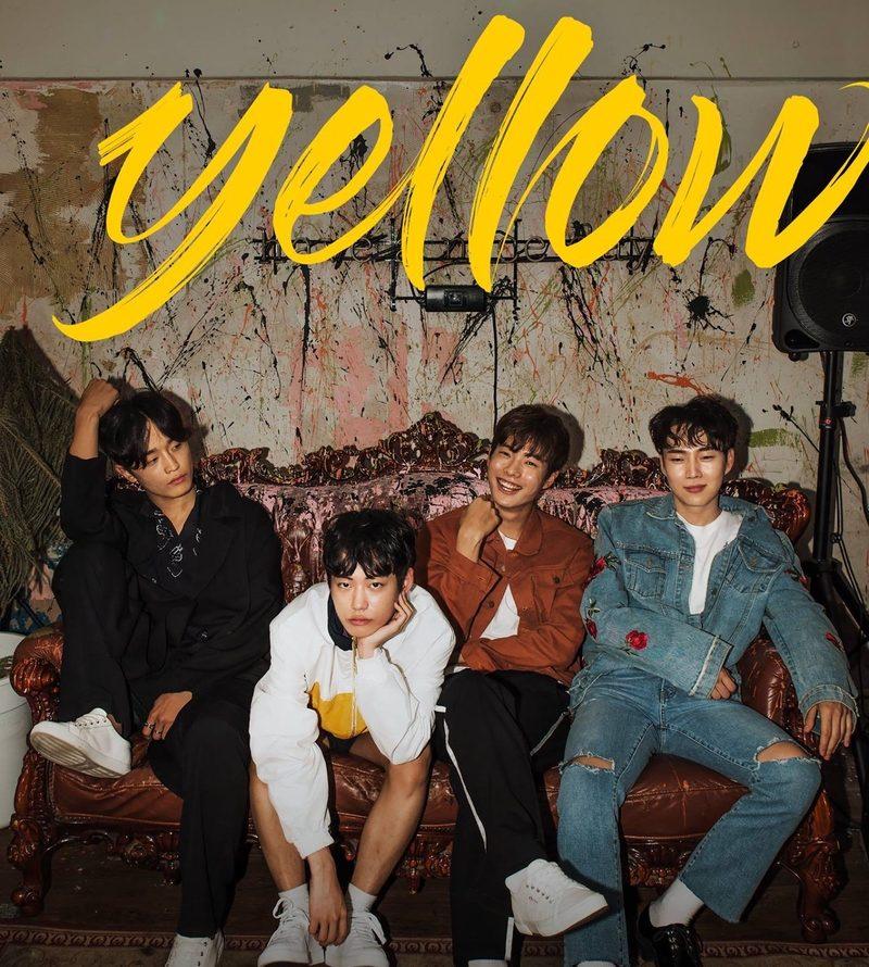 yellow webserie coréenne