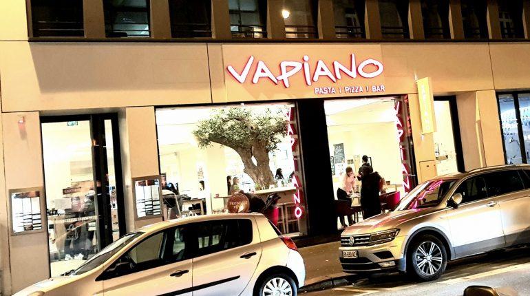 Restaurant Vapiano Champs Élysées