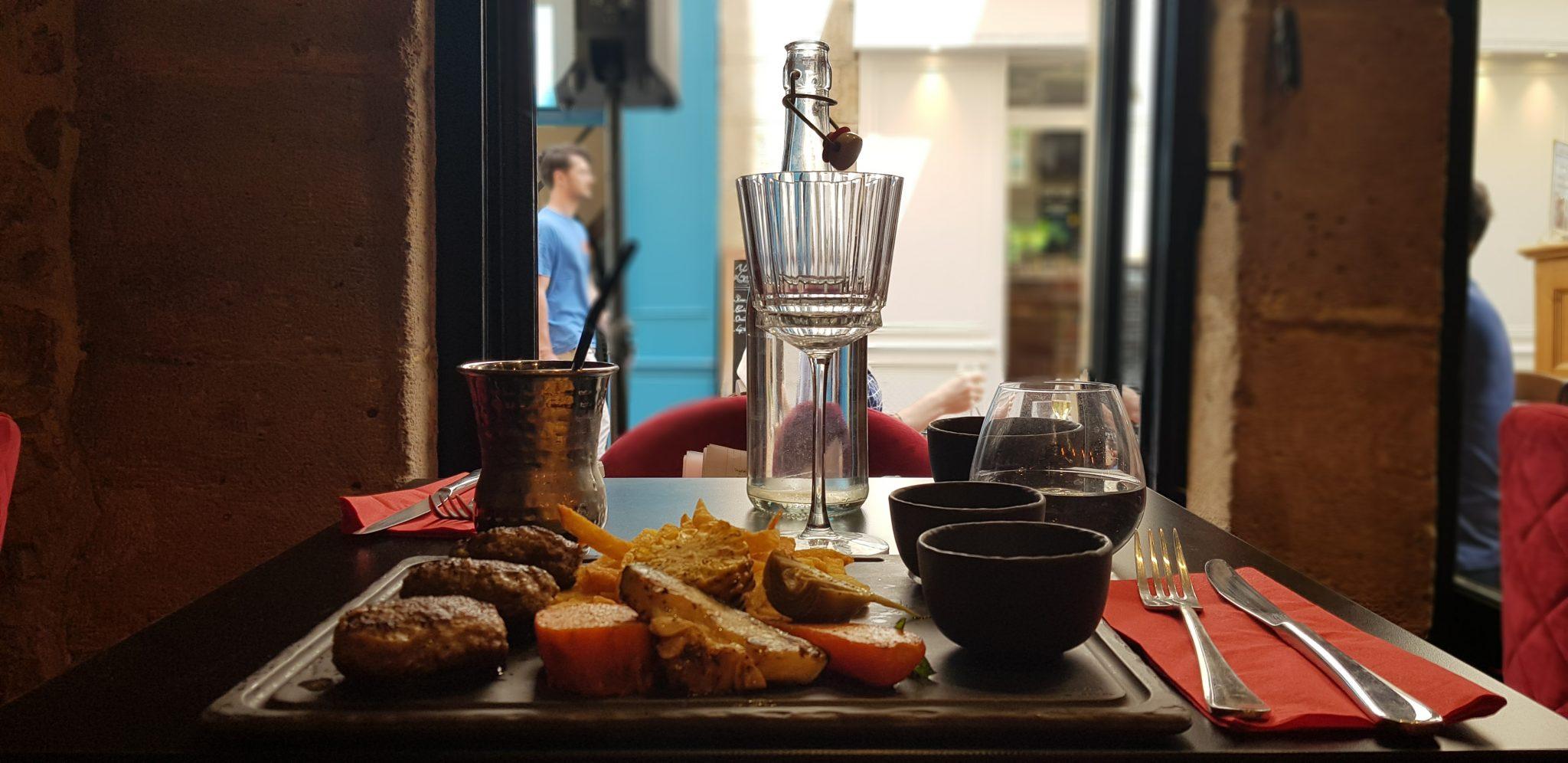 Le Beef restaurant Steakhause Paris Marais