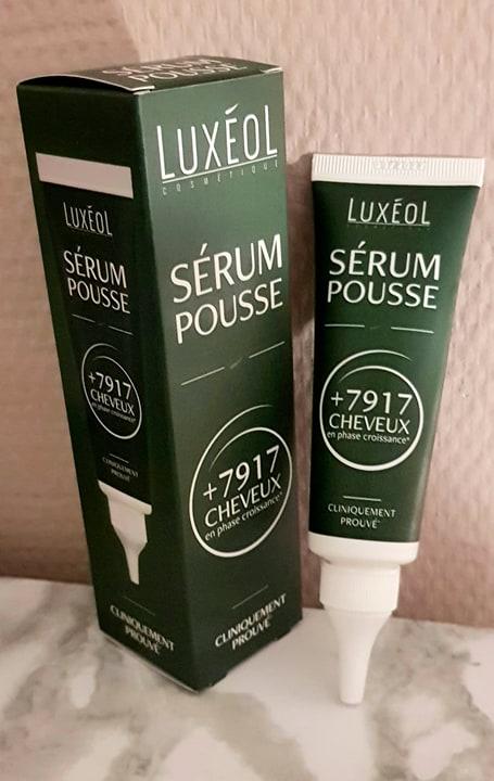 Luxeol serum pousse avis